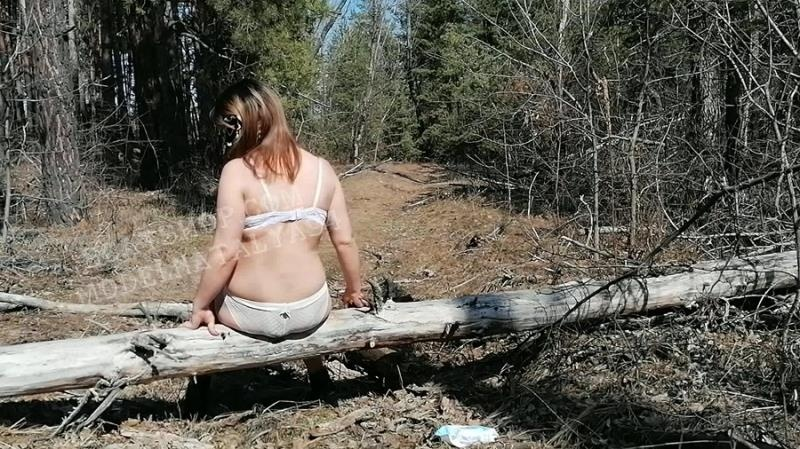 Eats shit in the forest - Scatshop - ModelNatalya94 (2021 | FullHD)